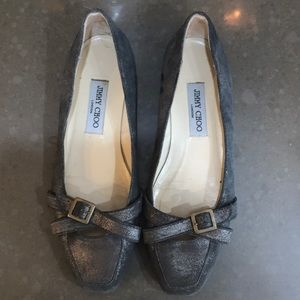 Jimmy Choo - size 39 flats, excellent condition